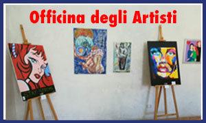 OFFICINA DEGLI ARTISTI - PARCO DEGLI ANGELI ONLUS